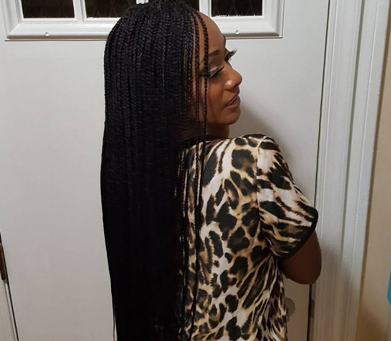 Trend 11 different types of african hair braiding 2020 update Black African Hair Braiding Hairstyle Choices