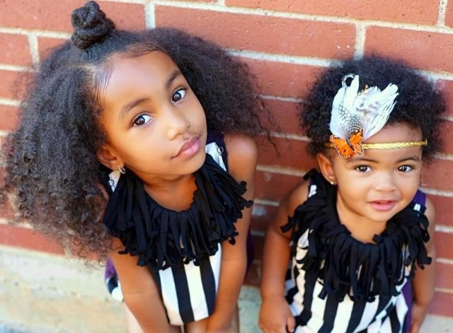 Trend 13 easy natural hairstyles for kids with short to medium Natural Hairstyles For Kids With Short Hair Choices