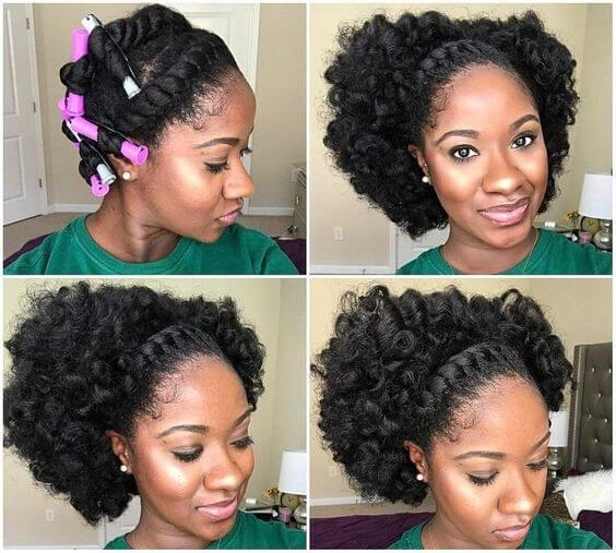 Trend 13 trendy transitioning hairstyles for short hair the Quick Styles For Short Transitioning Hair Choices