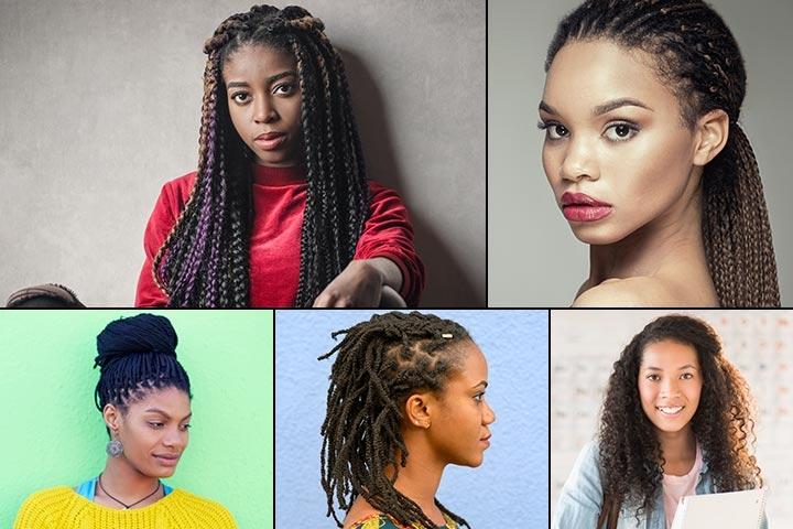 Trend 15 cute hairstyles for black teenage girls Cute Hairstyles For African American Teens Designs