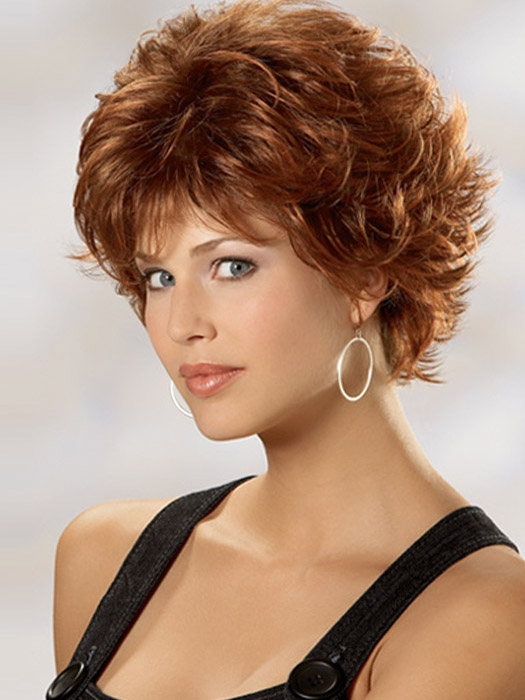 Trend 16 fabulous short hairstyles for curly hair olixe style Short Hairstyles For Thick Curly Hair Round Face Choices