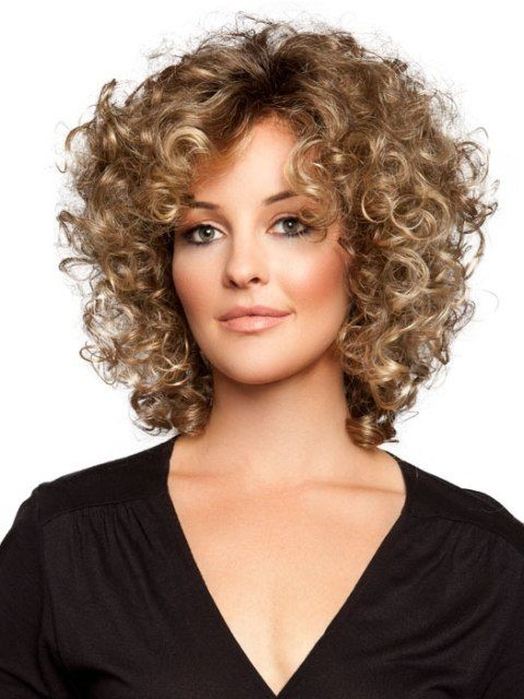 Trend 16 sassy short haircuts for fine hair haircuts for curly Short Curly Fine Hair Styles Inspirations