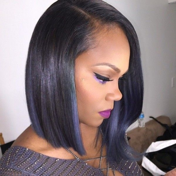 Trend 17 trendy bob hairstyles for african american women 2016 Bob Haircuts For African American Hair Designs