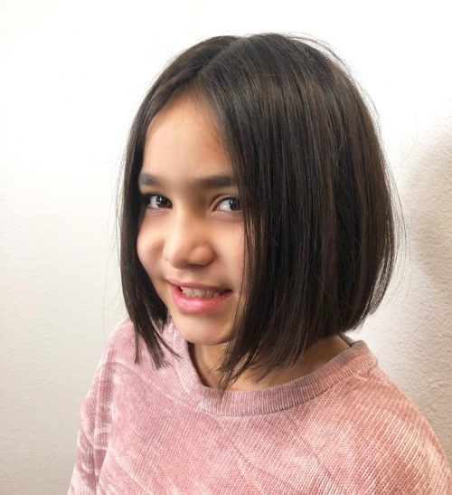 Trend 18 cutest short hairstyles for little girls in 2020 Cute Short Hairstyles For 12 Year Olds Choices