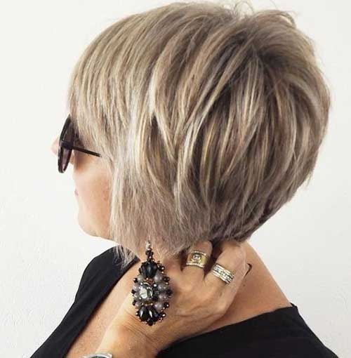 Trend 20 chic short bob haircuts for 2018 Short Bobbed Hair Styles Ideas