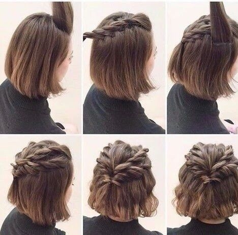 Trend 20 gorgeous prom hairstyle designs for short hair prom Easy Hairstyles For Prom Short Hair Inspirations