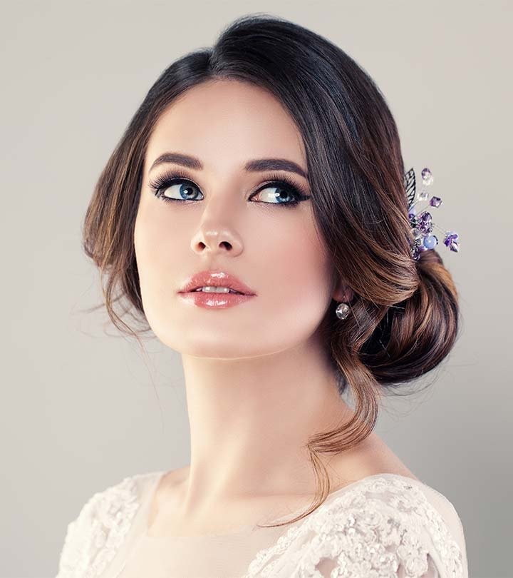 Trend 20 popular prom hairstyles for girls with medium length hair Cute Hairstyles For Short Prom Dresses Inspirations
