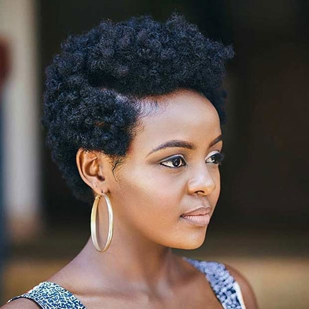 Trend 20 short natural hairstyles for black women short Styling Short Natural Black Hair Choices