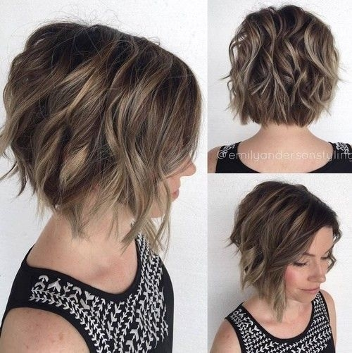 Trend 20 shorter hairstyles perfect for thick manes popular Styling Tips For Short Thick Hair Ideas