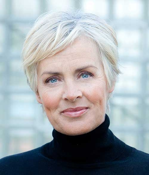 Trend 2017s best short haircuts for older women Short Ladies Haircuts Older Ladies Ideas