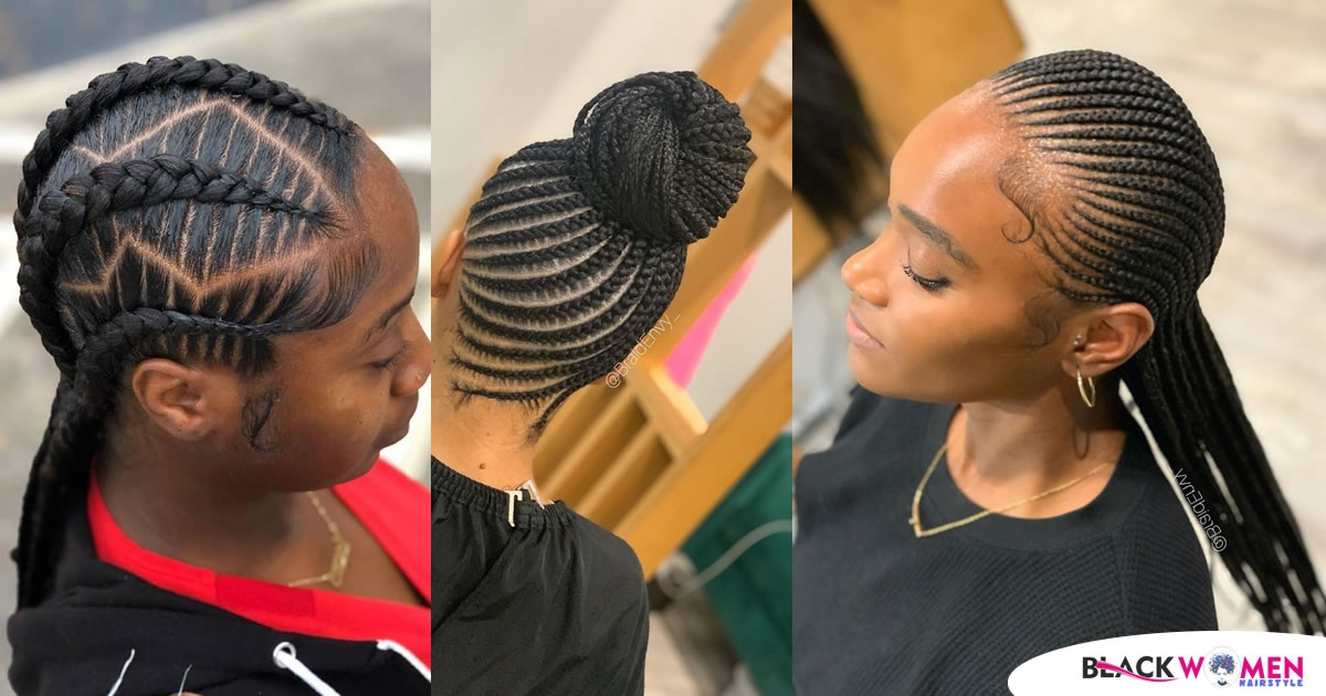 Trend 2020 braided hairstyles glorious latest hair trends Latest Braid Hair Styles Choices