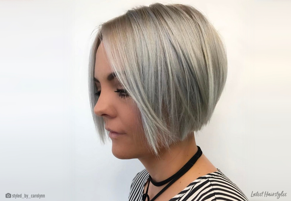 Trend 21 bob hairstyles for fine hair trending in 2020 Short Bob Haircuts For Fine Hair Ideas