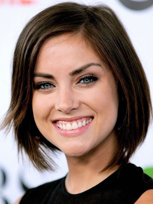 Trend 25 short hairstyles for heart shaped faces Short Hairstyles For Heart Faces And Fine Hair Choices