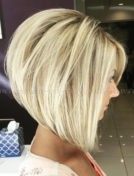 Trend 25 showiest a line short bob haircuts from elegant to Pictures Of Short A Line Haircuts Choices