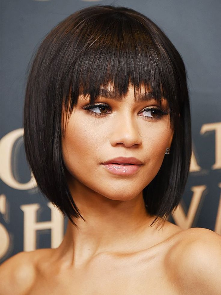 Trend 30 short hair with bangs hairstyles to try Short Hair With Bangs Styles Inspirations