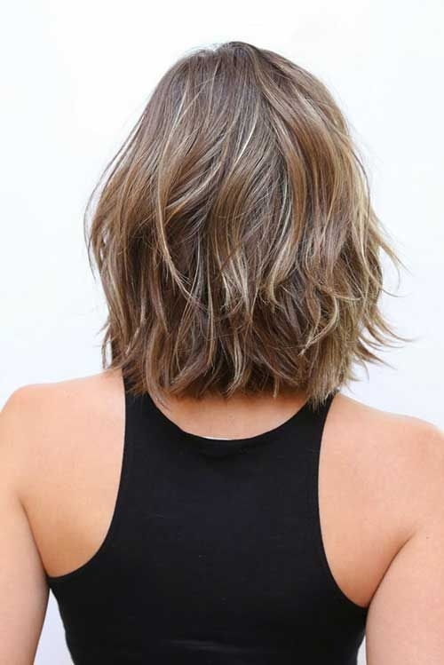 Trend 30 short layered haircuts for wavy hair in 2020 hair Short Hairstyles Long Layers Ideas