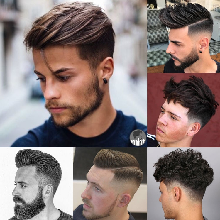 Trend 35 best short sides long top haircuts 2020 styles Side Short Top Long New Hair Style For Boys Choices