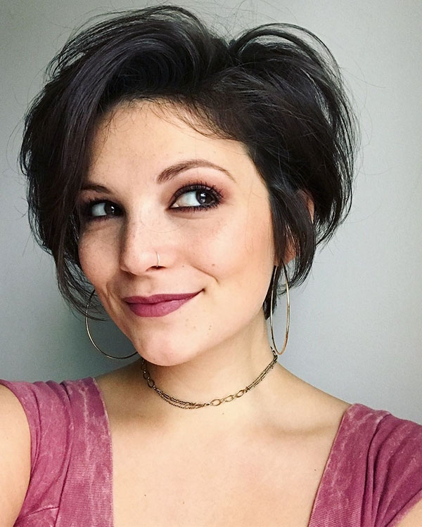 Trend 35 new cute hairstyles for short hair 2019 Cute Short Haircut Pictures Inspirations