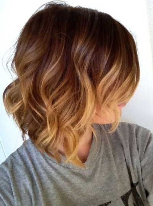 Trend 40 best short ombre hairstyles for 2019 ombre hair color Short Hair Ombre Styles Inspirations