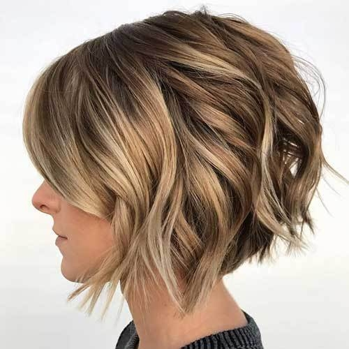 Trend 40 classy short haircuts and hairstyles that suit thick hair Haircuts For Short Thick Hair Ideas