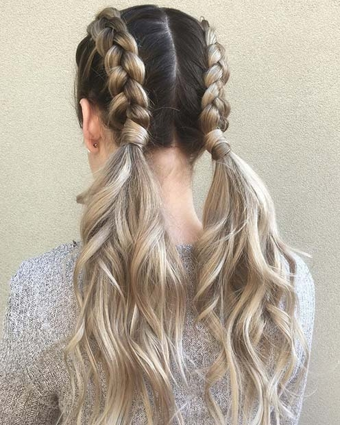 Trend 41 cute braided hairstyles for summer 2019 stayglam Cute Braid Hair Styles Choices