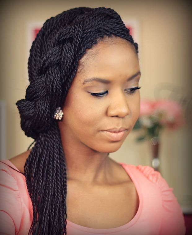 Trend 49 senegalese twist hairstyles for black women stayglam Senegalese Hair Braiding Styles Choices