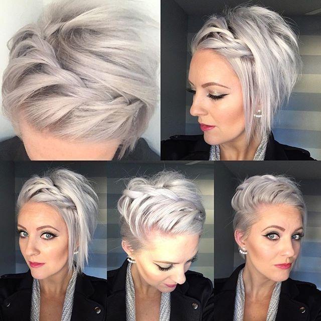 Trend 50 short hair style ideas for women hair styles braids Styling Ideas For Really Short Hair Inspirations