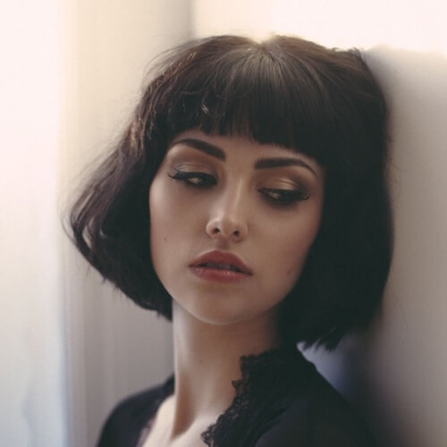 Trend 50 short haircuts that solve all fine hair issues hair Short Blunt Haircuts With Bangs Choices