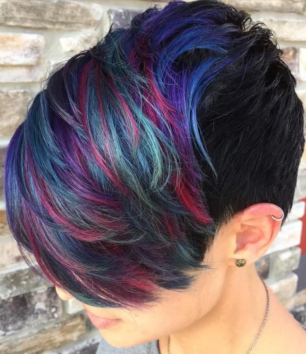 Trend 60 classy short haircuts and hairstyles for thick hair Dye Short Hair Styles Choices