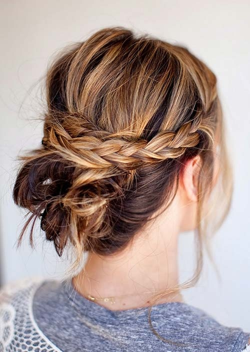 Trend 63 creative updos for short hair perfect for any occasion Cute Easy Updo Hairstyles For Short Hair Inspirations