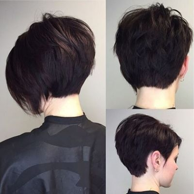 Trend about short asymmetrical hairstyles short asymmetrical Very Short Asymmetrical Haircuts Choices