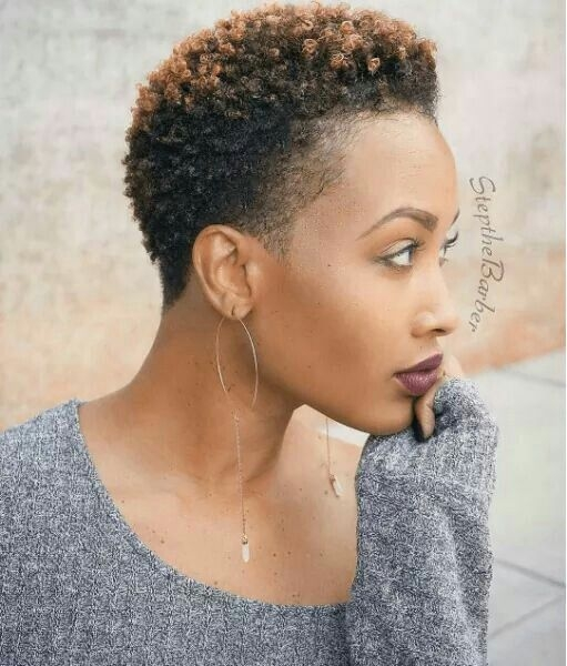 Trend african american natural afro hair african american Short Afro For African American Women