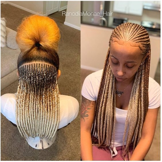 Trend african braids styles pictures 2019 best braided hairstyles Best Style Hair Braids Choices