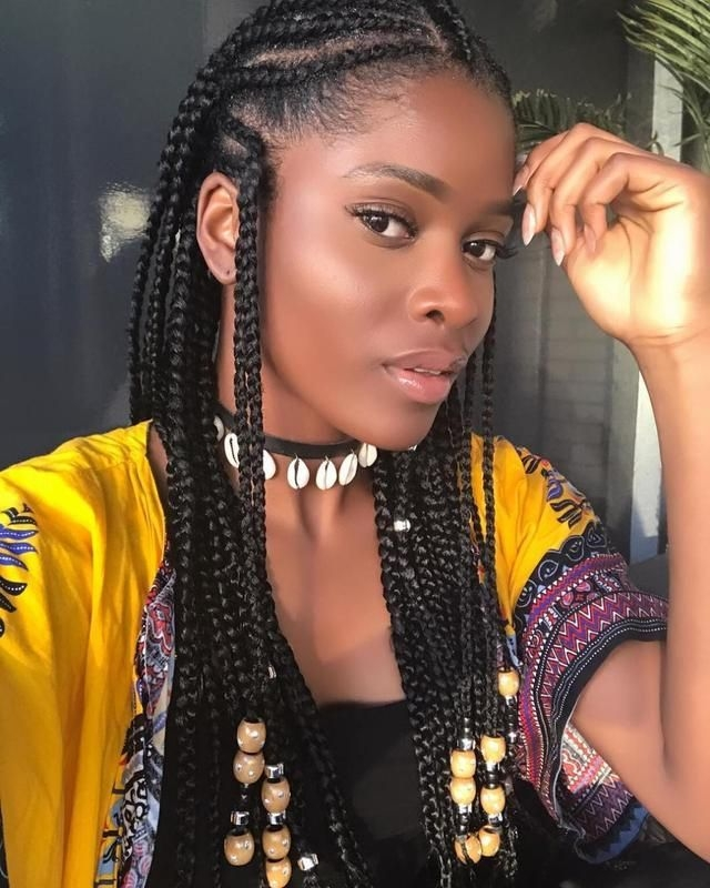 Trend african hair braiding styles for any season African Hair Braids Styles Inspirations