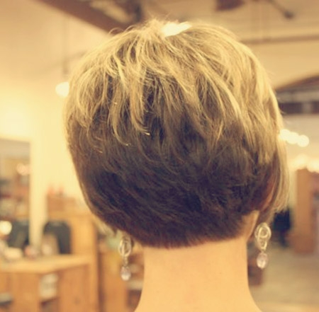 Trend back view of short haircuts Womens Short Haircuts Front And Back Choices