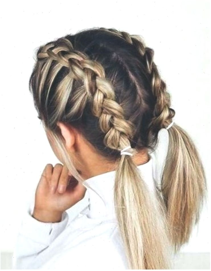 Trend beautiful french braided hairstyles for long hair french Easy Braided Hairstyles For Medium Long Hair Choices