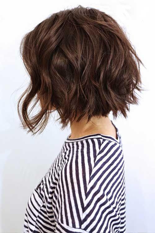 Trend best textured short dark hair in 2020 short textured Short Textured Haircuts Inspirations