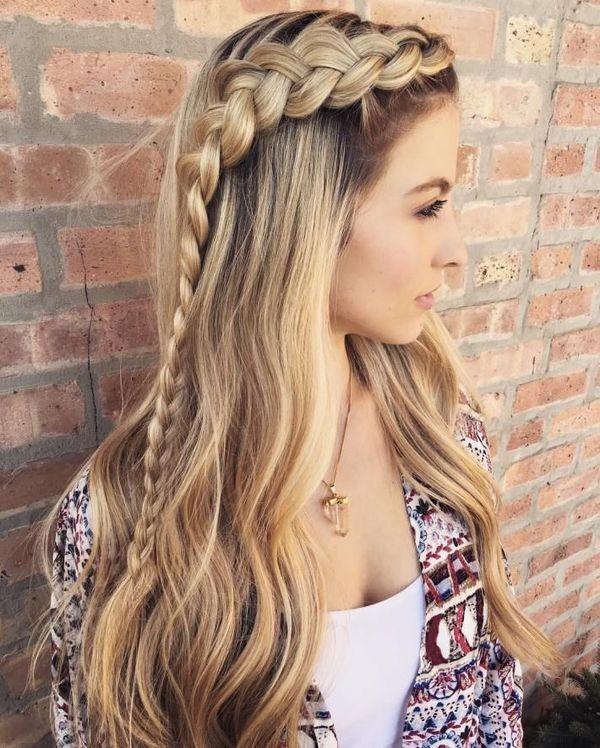 Trend braided hairstyles for long hair trending in december 2020 Long Hair Braided Styles Ideas