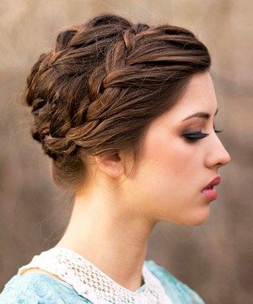 Trend braided updos tutorials for easy braid hairstyles Long Hair Braid Updo Tutorial Choices