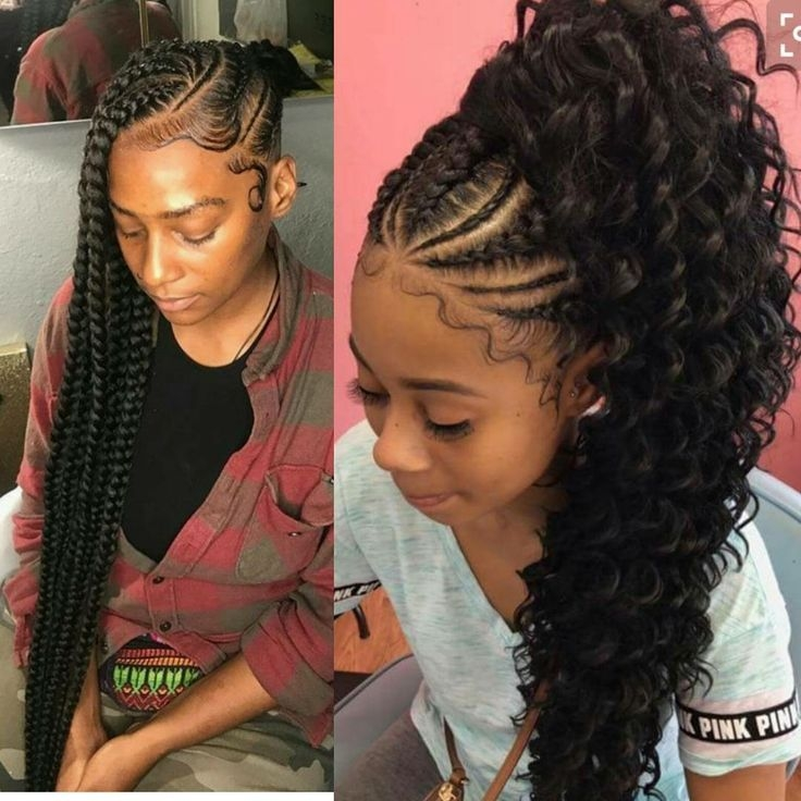 Trend braiding hairstyle african american cool braid hairstyles Braid Hairstyles For Natural African American Hair