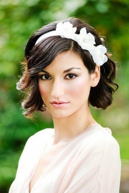 Trend bridesmaid hairstyles for short hair popular haircuts Curly Wedding Hairstyles For Short Hair Choices
