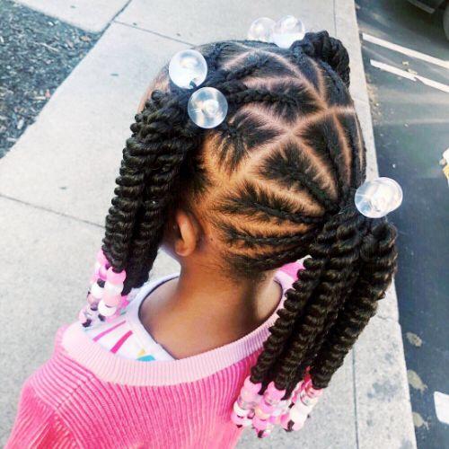 Trend cute hairstyles for black girls 29 hairstyles for black Cute Hairstyles For African American Teens Ideas