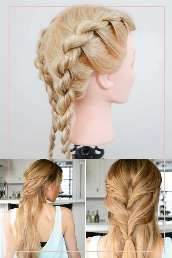 Trend easy back to school hairstyles for thick thin hair Easy School Hairstyles For Short Thick Hair Ideas