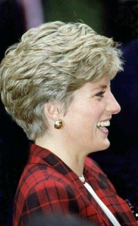 Trend genuine laugh in 2020 princess diana hair diana haircut Princess Diana Haircut Short Choices