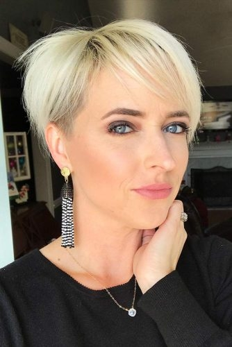 Trend gorgeous bob hairstyles and haircuts Very Short Bob Hair Styles Inspirations