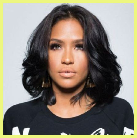 Trend hairstyles for black women with medium length hair 107994 12 African American Mid Length Hairstyles Ideas