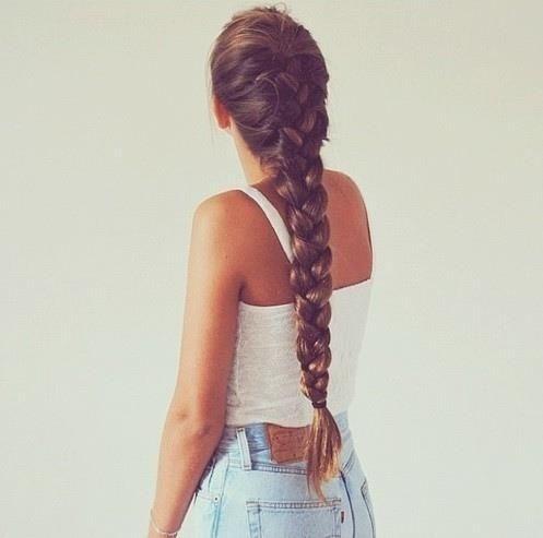 Trend hairstyles for long hair braids tumblr picturefuneral Hairstyles Braids Tumblr Easy Ideas