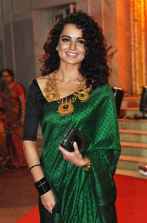 Trend hairstyles for saree 20 cute hairstyles to wear with saree Short Curly Hairstyles For Saree Inspirations