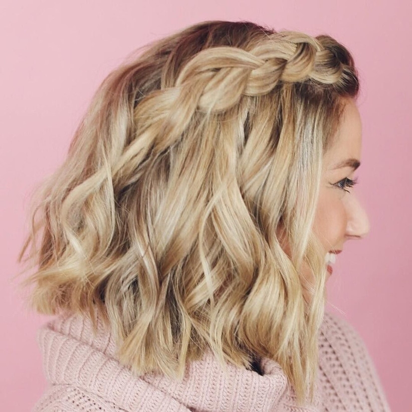 Trend half up half down hair hitchedcouk Easy Half Up Half Down Hairstyles For Short Hair Inspirations
