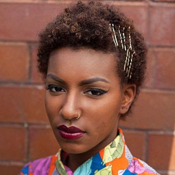 Trend ideas of short curly hairstyles for black women best curly Short Curly Hairstyles African American Designs